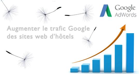 Banner sur trafic en Google